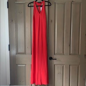 Polo by Ralph Lauren Dresses - Red silk gown